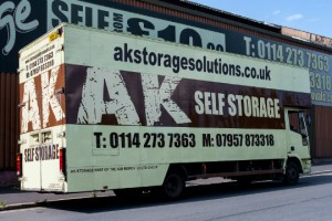 AK Removals for Self Storage