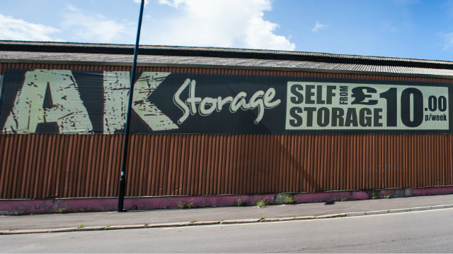Low cost Self Storage Sheffield