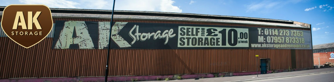 AK Self Storage Sheffield