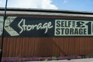 AK Self Storage Sheffield