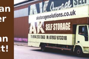 AK Storage Sheffield Customer Satisfaction