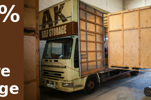 AK Storage and Removals